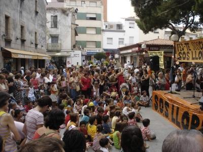 SOS Lloret 2 anys en defensa del territori