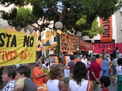 1er aniversari SOS Lloret