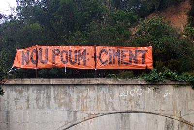 SOS Lloret POUM=CIMENT