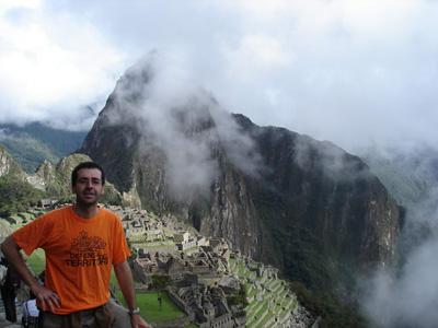 SOS Machu Pichu