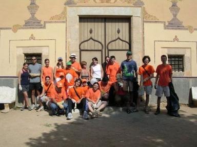 SOS Lloret neteja popular Sant Quirze