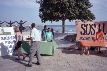 SOS Lloret trobada Blanes