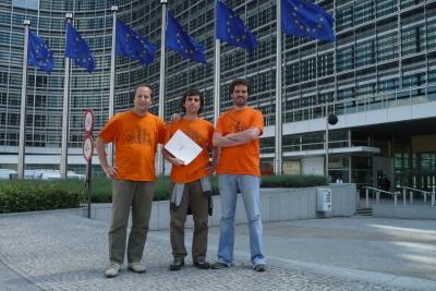 SOS Lloret POUM Brussel·les