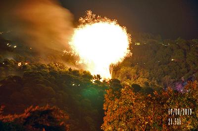 Focs artifici Can Juncadella